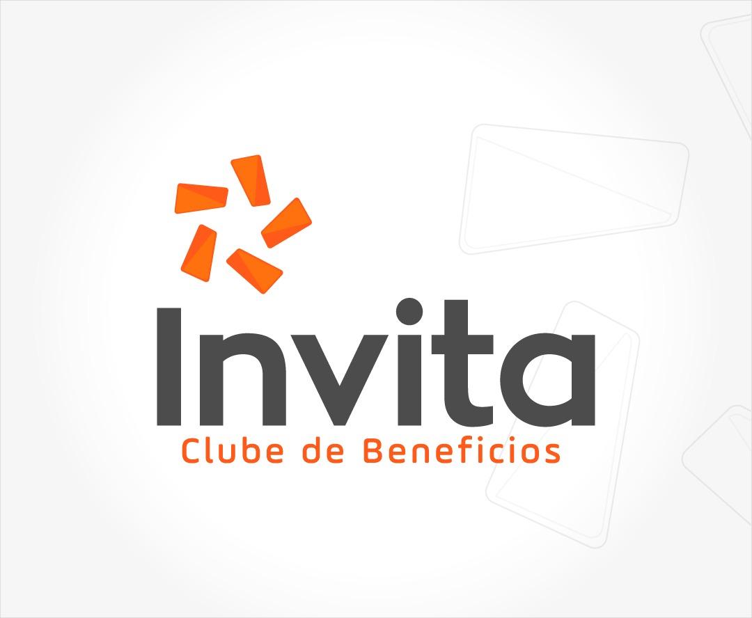 Invita clube de benefícios - Identidade visual